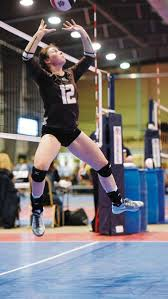 bentley college volleyball in the genes of this young athlete winnipeg free press
