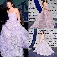 light purple long dress light purple evening gown 2017 full feather plus size prom dresses
