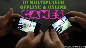 10 multiplayer games like mini militia offline u0026 online doodle