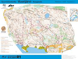 Java World Map by Sm Keskimatka D21 May 21st 2017 Orienteering Map From Gpsseuranta