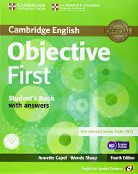 objective first 4th ed for revised exam 2015 self study pack