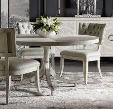 bernhardt round dining table domaine blanc round dining table bernhardt luxe home philadelphia