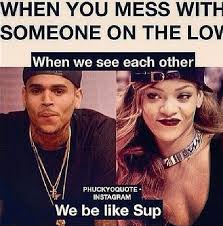 Funny Chris Brown Memes - love quotes for him chris brown and rihanna quotess