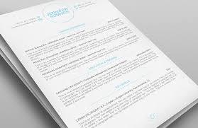 resume template 110400 resumeway