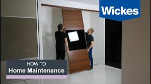 how to measure u0026 fit wardrobe doors with wickes youtube