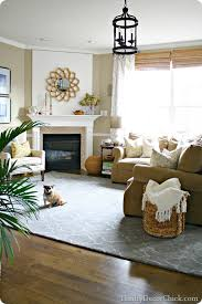 The New Family Room Rug From Thrifty Decor Chick - Family room rug