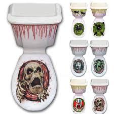 online get cheap halloween bathroom decor aliexpress com