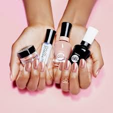 gel nail light sally s beauty sally hansen chrome nail polish popsugar beauty