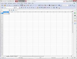 Open Office Spreadsheet Télécharger Openoffice Gratuit