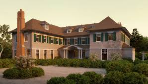 Shingle Style Home Plans Maidstone Lane Shingle Style Home Plans By David Neff Architect