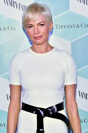 Vanity Fair Clothing Company Michelle Williams In Louis Vuitton At The Vanity Fair And Tiffany