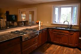 Kitchen Medallion Backsplash Erbria Com Granite Kitchen Countertops With Oak Ca