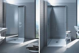 Concertina Shower Curtain Flat Folding Shower Frees Up Space In Compact Bathrooms