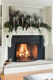 114 best christmas mantle ideas images on pinterest christmas