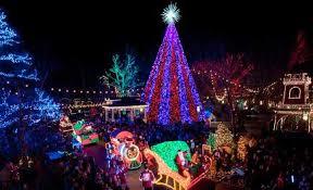 barnsley gardens christmas lights christmas light shows in the usa