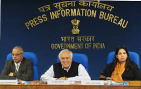 information bureau the union minister for communications and information technology