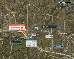 Santa Barbara Map Five Points Shopping Center Santa Barbara Ca 93105 U2013 Retail