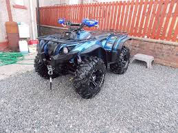 yamaha grizzly quad 450 eps special edition in kilmarnock east