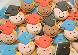 graduation cookies miniature graduation cookies the sweet adventures of sugar