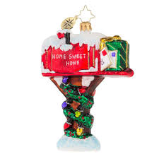 christopher radko ornaments 2018 radko day mail ornament 3013346