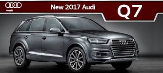 all audi q7 2017 audi q7 in morton grove il serving glenview highland park