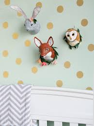 paper mache easter bunny paper mache animal heads diy tutorial