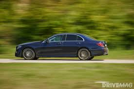 mercedes test 2017 mercedes e class e400 4matic test drive more is more