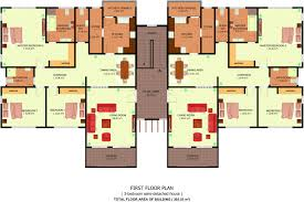 House Plans With Apartment Over Garage Combining Apartmentsfloor Plans Apartment Over Garage 3d Floor