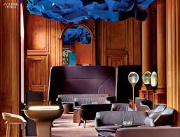 the curtain rises jouin manku redesigns dining at plaza athénée hotel