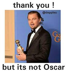 Leonardo Meme - leo finally wins an oscar inkntoneruk blog