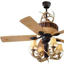 Lodge Ceiling Fans With Lights Lodge Style Ceiling Fans Yepi Club