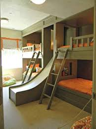 Two Bunk Beds 17 Best Images About Boys Room On Pinterest Childs Bedroom Loft