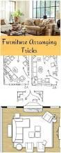 Home Decor Tips And Tricks Furniture Arranging Tricks Arrange Furniture Living Rooms And Room