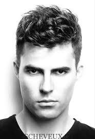 coupe de cheveux homme fris coupe de cheveux frise court homme