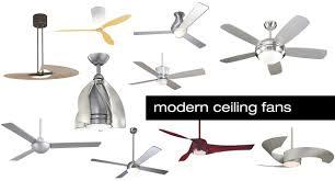 10 modern ceiling fans design milk