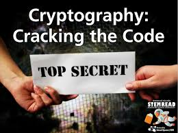 play this online game to learn more about cryptography solve