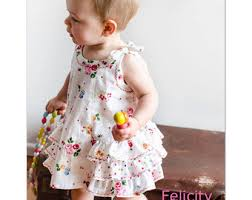 pattern dress baby girl baby dress pattern etsy