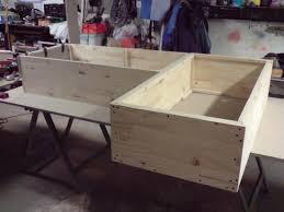 faire un canapé fabriquer un canape d angle cgrio