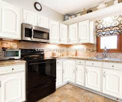 Pvc Kitchen Cabinets by Wood Grain Laminate Kitchen Cabinets Wood Grain Laminate Kitchen