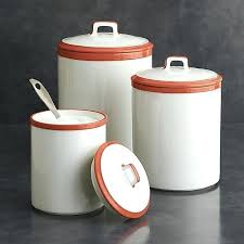 white kitchen canister sets large kitchen canisters fusioncafe