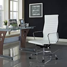 Leather Office Chair Front Glass End Tables Wayfair Table Loversiq