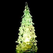 white color change led lights mini christmas tree rosegal com