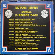 Country Comfort Elton John Elton John Special 12 Record Pack Box Set At Discogs