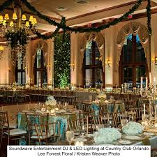 wedding venues in orlando orlando wedding venues soundwave entertainment wedding djs