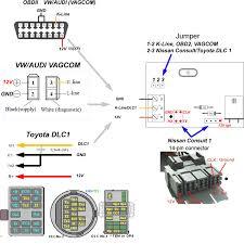 nissan micra ecu wiring diagram tamahuproject org
