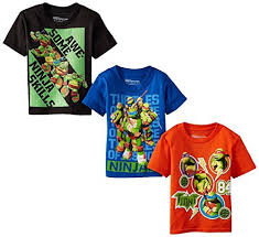 teenage mutant ninja turtles toddlers amazon