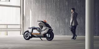 bmw unveils new electric scooter concept with next gen u0027e drive