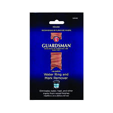 How To Remove Water Rings From Wood Table Amazon Com Guardsman Remover Blister Pack 4