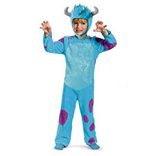 sully costume disney pixar monsters sulley toddler
