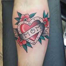 24 best heart tattoo images on pinterest names canvas and free